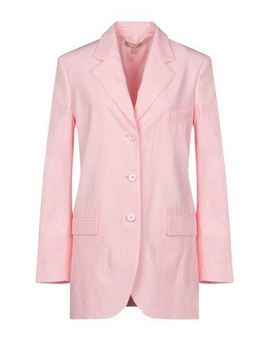 MICHAEL KORS | Женский розовый пиджак MICHAEL KORS COLLECTION Плотная ткань | Clouty