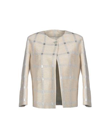 Brian Dales | Слоновая кость Женский пиджак BRIAN DALES Плотная ткань | Clouty