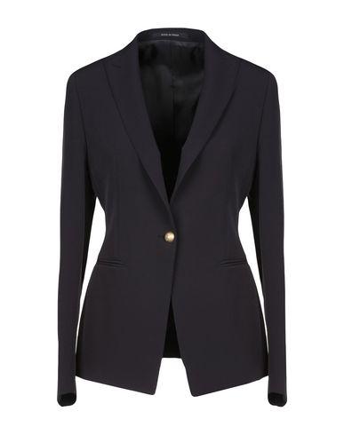 Tagliatore 0205   Женский темно-синий пиджак TAGLIATORE 02-05 техническая ткань   Clouty