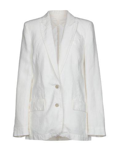 120% | Слоновая кость Женский пиджак 120% плотная ткань | Clouty