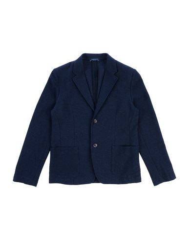 Numero Uno | Мужской темно-синий пиджак NUMERO UNO плотная ткань | Clouty