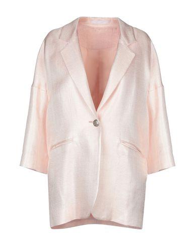 Tagliatore | Женский светло-розовый пиджак TAGLIATORE жаккардовая ткань | Clouty