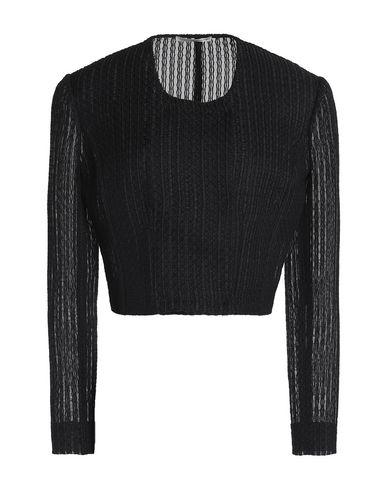 Emilia Wickstead | Женский черный пиджак EMILIA WICKSTEAD жаккардовая ткань | Clouty
