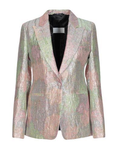 Maison Margiela | Женский розовый пиджак MAISON MARGIELA твид | Clouty
