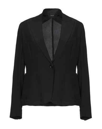 Aspesi | Женский черный пиджак ASPESI креп | Clouty