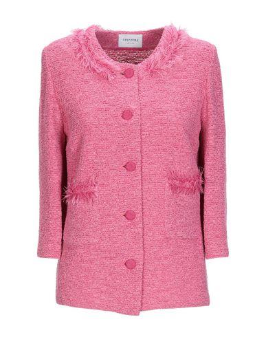 Stizzoli | Женский розовый пиджак STIZZOLI Букле | Clouty