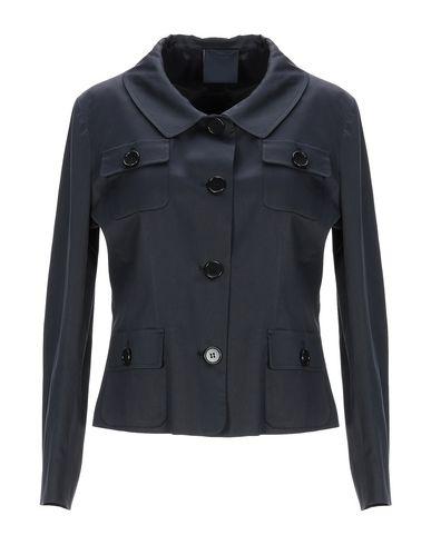 Aspesi   Женский темно-синий пиджак ASPESI плотная ткань   Clouty