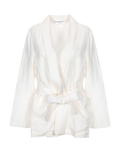 Apiece Apart | Слоновая кость Женский пиджак APIECE APART плотная ткань | Clouty
