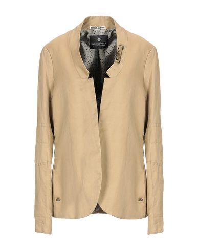 Maison Scotch | Женский верблюжий пиджак MAISON SCOTCH плотная ткань | Clouty