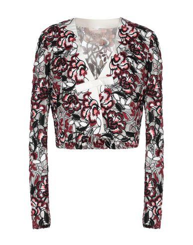 Giambattista Valli | Красно-коричневый Женский пиджак GIAMBATTISTA VALLI кружево | Clouty