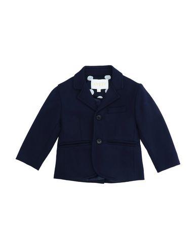 AYGEY | Мужской темно-синий пиджак AYGEY джерси | Clouty