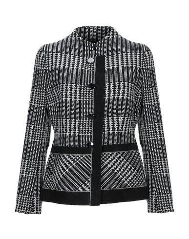 Roberto Quaglia | Женский черный пиджак ROBERTO QUAGLIA химическое волокно | Clouty