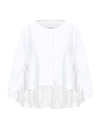 L'Autre Chose | Женский белый пиджак L' AUTRE CHOSE плотная ткань | Clouty