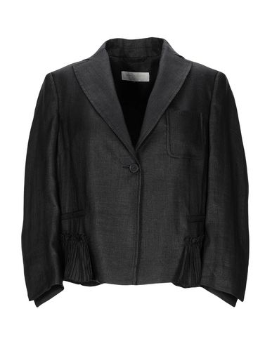 L'Autre Chose | Женский черный пиджак L' AUTRE CHOSE плотная ткань | Clouty