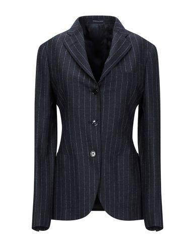 Tagliatore 0205 | Женский темно-синий пиджак TAGLIATORE 02-05 фланель | Clouty