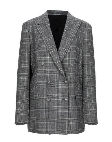 Tagliatore 0205   Женский серый пиджак TAGLIATORE 02-05 фланель   Clouty