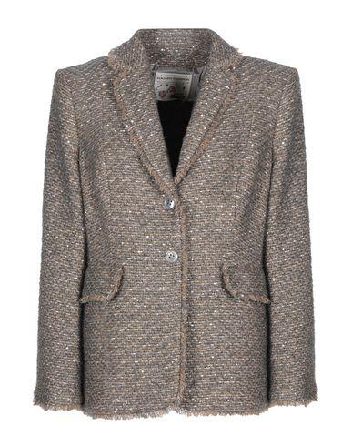 MAISON COMMON | Свинцово-серый Женский пиджак MAISON COMMON твид | Clouty