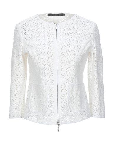 Brian Dales | Женский белый пиджак BRIAN DALES кружево | Clouty