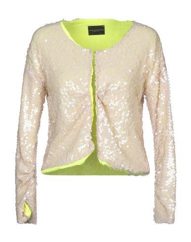 Atos Lombardini | Женский светло-розовый пиджак ATOS LOMBARDINI тюль | Clouty