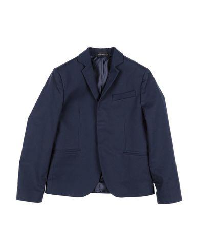 Skill Officine | Темно-синий; Синий Мужской темно-синий пиджак SKILL_OFFICINE плотная ткань | Clouty