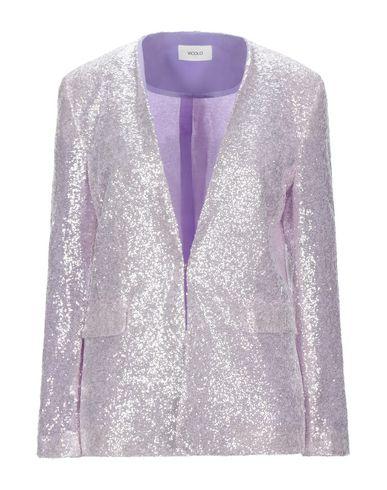 Vicolo | Женский сиреневый пиджак VICOLO плотная ткань | Clouty