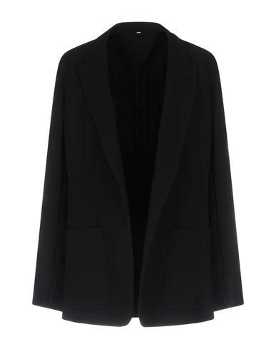 Fay   Черный; Темно-синий Женский черный пиджак FAY креп   Clouty