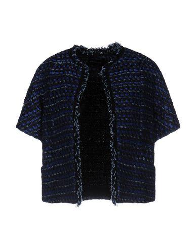 Fabrizio Lenzi | Женский темно-синий пиджак FABRIZIO LENZI твид | Clouty