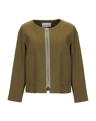 L'Autre Chose | Зеленый-милитари Женский пиджак L' AUTRE CHOSE креп | Clouty