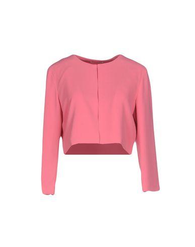 Blugirl Blumarine   Розовый; Черный; Бежевый Женский розовый пиджак BLUGIRL FOLIES Креп   Clouty