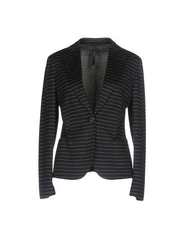 Tombolini | Женский темно-синий пиджак TOMBOLINI джерси | Clouty