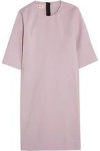 Marni Woman Cotton Mini Dress Lilac Size 48