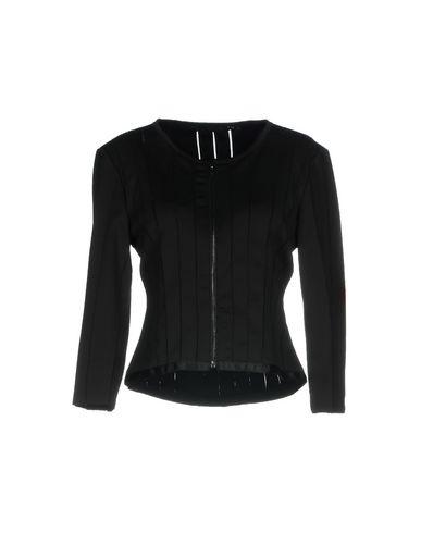 Silvian Heach | Женский черный пиджак SILVIAN HEACH плотная ткань | Clouty