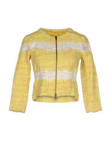 Manila Grace | Женский желтый пиджак MANILA GRACE DENIM Твид | Clouty