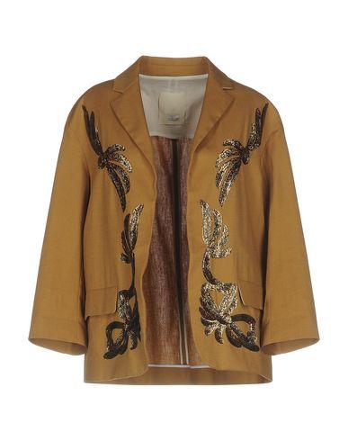 Gold Case   Верблюжий; Светло-фиолетовый Женский верблюжий пиджак GOLD CASE плотная ткань   Clouty
