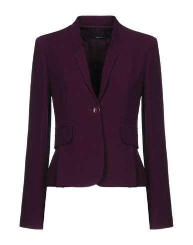 Annarita N | Женский пурпурный пиджак ANNARITA N креп | Clouty