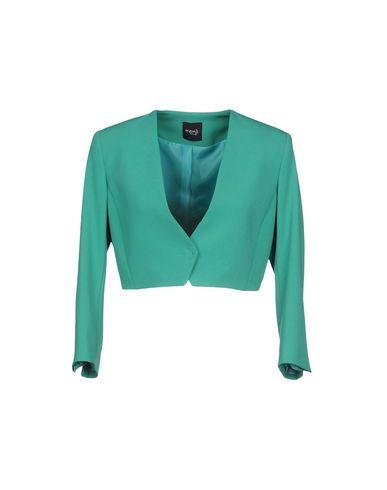 Mem.Js | Женский зеленый пиджак MEM.JS креп | Clouty