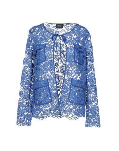 Liu•Jo | Светло-фиолетовый; Черный Женский пиджак LIU •JO кружево | Clouty