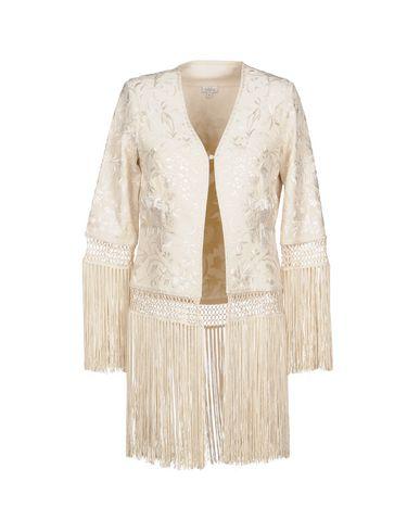 Talitha | Женский бежевый пиджак TALITHA плотная ткань | Clouty