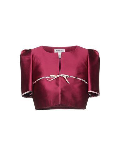 Maria Coca | Женский пурпурный пиджак MARIA COCA твил | Clouty