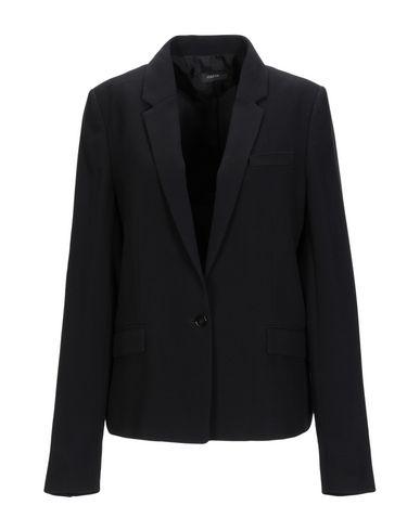 JOSEPH | Черный; Светло-серый; Темно-синий Женский черный пиджак JOSEPH Креп | Clouty