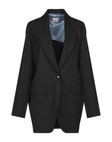 ..,Merci | Черный; Темно-синий Женский черный пиджак ..,MERCI плотная ткань | Clouty