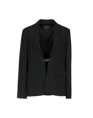 Alexander Wang | Женский черный пиджак ALEXANDER WANG креп | Clouty
