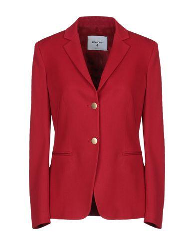 Dondup   Красный; Черный; Темно-синий Женский красный пиджак DONDUP габардин   Clouty