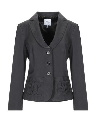 MOSCHINO | Стальной серый Женский пиджак MOSCHINO Плотная ткань | Clouty