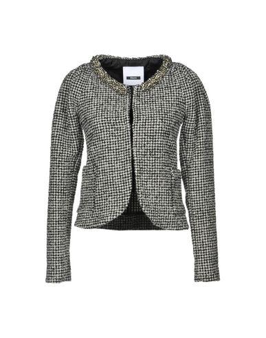 Dimora | Женский черный пиджак DIMORA букле | Clouty