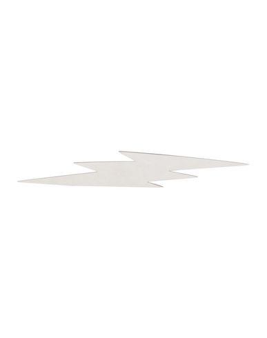 DSQUARED2 | Серебристый Мужская серебристая брошь DSQUARED2 Эффект серебристости | Clouty