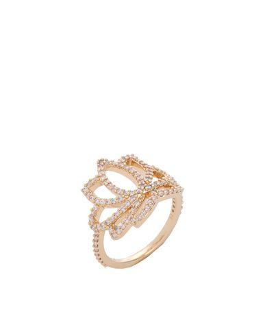 Swarovski | Золотистый Женское золотистое кольцо SWAROVSKI | Clouty
