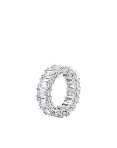 Swarovski   Серебристый Женское серебристое кольцо SWAROVSKI   Clouty