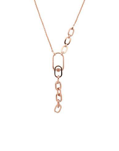 Swarovski | Серебристый Женское серебристое ожерелье SWAROVSKI логотип | Clouty
