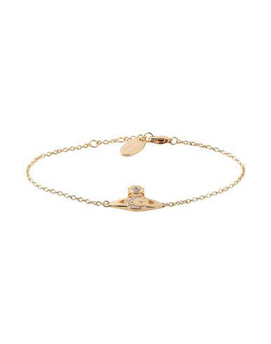 Vivienne Westwood | Женский золотистый браслет VIVIENNE WESTWOOD материал с покрытием | Clouty